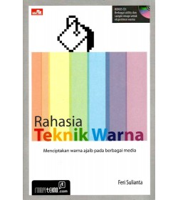 Rahasia Teknik Warna + CD