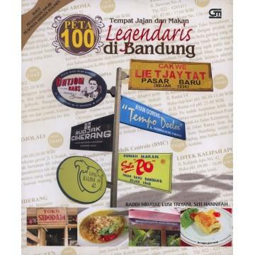 100 Tempat Jajan dan Makan Legendaris di Bandung