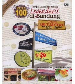 Peta 100 Tempat Jajan dan Makan Legendaris di Bandung