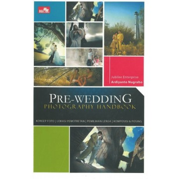 Pre-wedding Photography Handbook