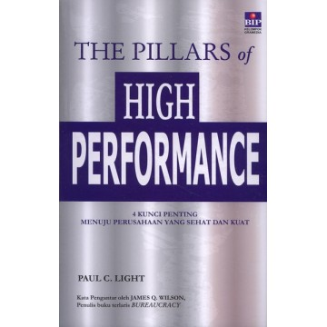 The Pillars of High Performance