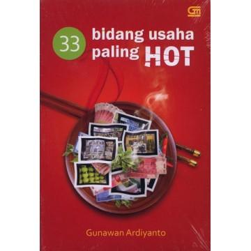 33 Bidang Usaha Paling Hot