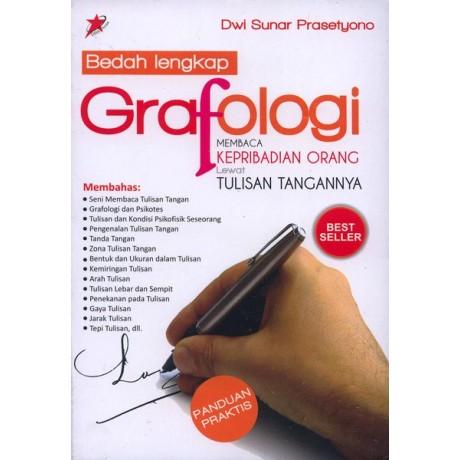 Bedah Lengkap Grafologi