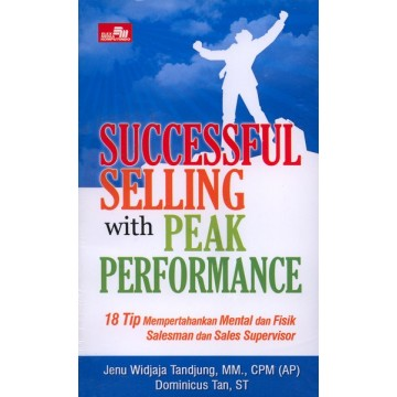 Successful Selling with Peak Performance