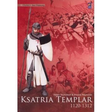 OSPREY: Seri Petarung - Ksatria Templar (1120-1312)