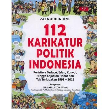 112 Karikatur Politik Indonesia