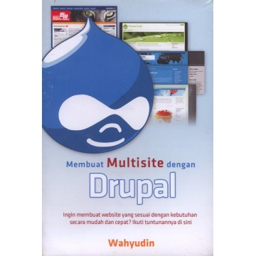 Membuat Multisite dengan Drupal