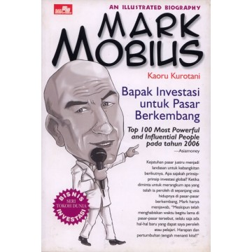 An Illustrated Biography: Mark Mobius (Komik)