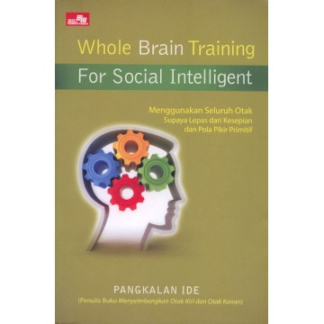 Whole Brain Training for Social Intelligent