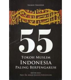 55 Tokoh Muslim Indonesia Paling Berpengaruh