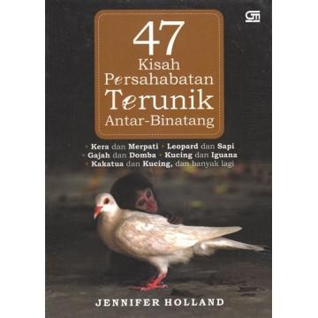 47 Kisah Persahabatan Terunik Antar-Binatang