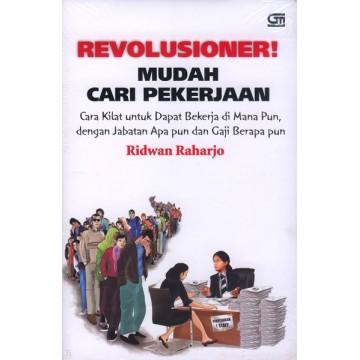 Revolusioner! Mudah Cari Pekerjaan