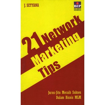 21 Network Marketing Tips