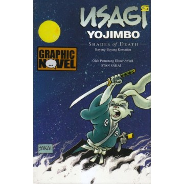 Usagi Yojimbo 1: Shades of Death (Bayang-bayang Kematian)