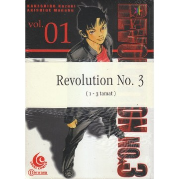 Revolution No. 3 Vol. 1-3
