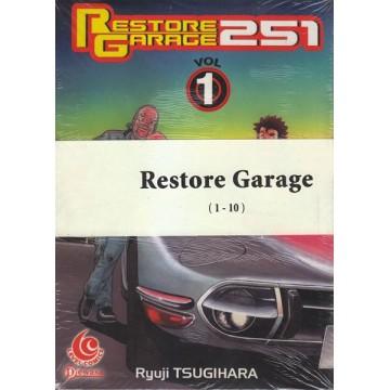 Restore Garage 251 Vol. 1-10