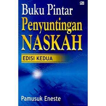 Buku Pintar Penyuntingan Naskah Edisi Kedua