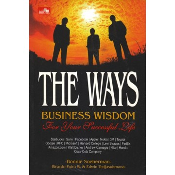 THE WAYS: Business Wisdom for Your Successful Life