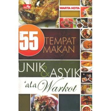 55 Tempat Makan Unik & Asyik ala Warkot