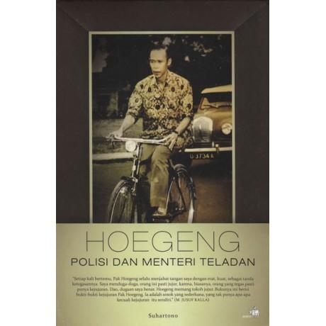 Hoegeng, Polisi dan Menteri Teladan