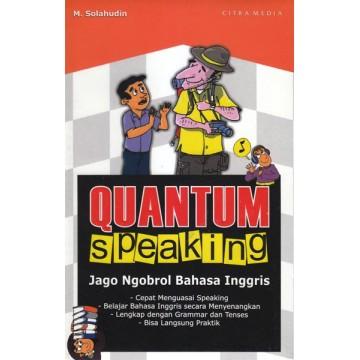 Quantum Speaking: Jago Ngobrol Bahasa Inggris