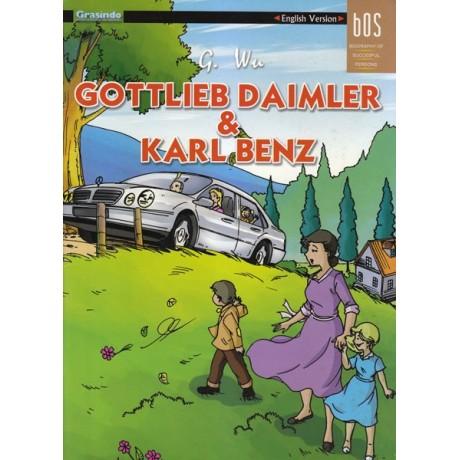 Seri BOS English Version: Gottlieb Daimler & Karl Benz