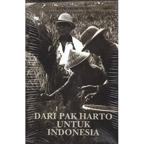 Dari Pak Harto untuk Indonesia