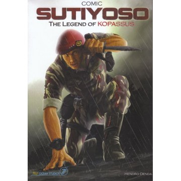 Komik Biografi Sutiyoso: The Legend of Kopassus
