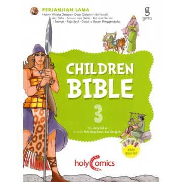 Children Bible 3 (Perjanjian Lama)