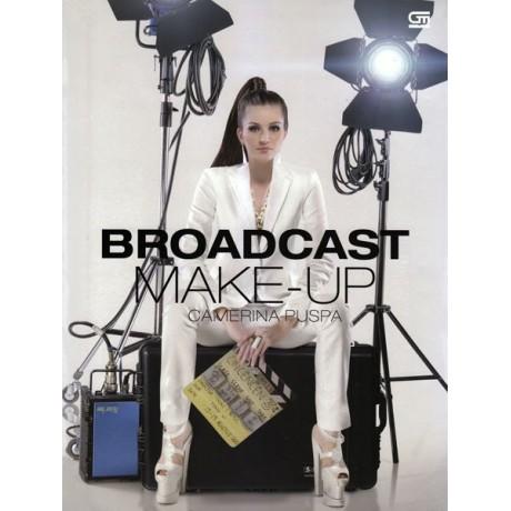 Broadcast Make-Up oleh Camerina Puspa