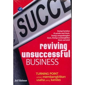 Reviving Unsuccesful Business