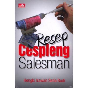 Resep Cespleng Salesman