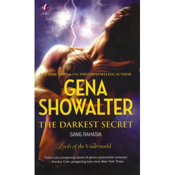 Panaromal Romance Gena Showalter: The Darkest Secret (Sang Rahasia)