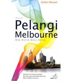 Pelangi Melbourne: Dua Dunia Satu Cinta