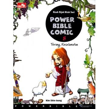 Kisah Bijak Kitab Suci - Power Bible Comic 8: Terang Keselamatan