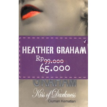 Heather Graham 1 Set: The Death Dealer dan Kiss of Darkness
