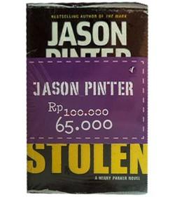 Jason Pinter 1 Set: The Darkness dan The Stolen