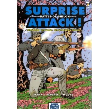 Komik Sejarah Perang - Serangan Kejutan!: Pertempuran Shiloh