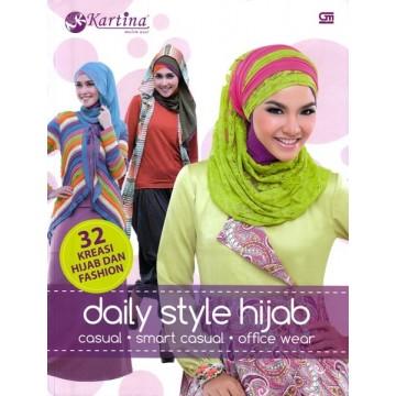 Daily Style Hijab: 32 Kreasi Hijab Dan Fashion