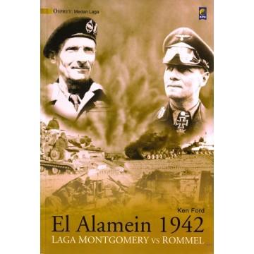 OSPREY: Medan Laga - El Alamein 1942, Laga Montgomery Vs Rommel