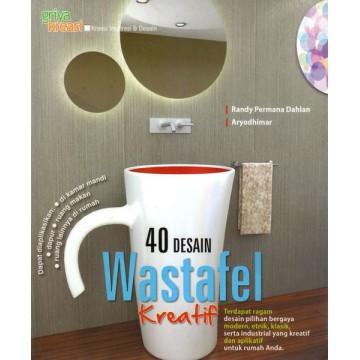 40 Desain Wastafel Kreatif