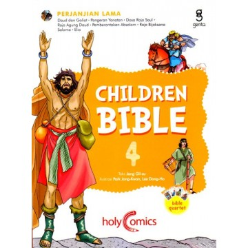 Children Bible 4 (Perjanjian Lama)