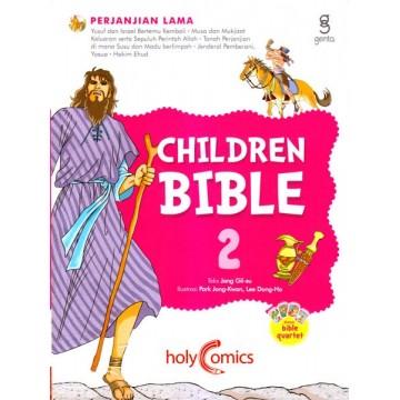 Children Bible 2 (Perjanjian Lama)