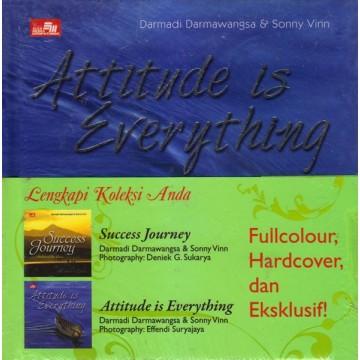 Paket Success Wisdom: Attitude is Everything & Success Journey